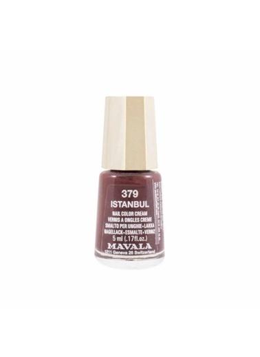 Mavala Mavala Mini Color 379 Istanbul 5ml Oje Kahve